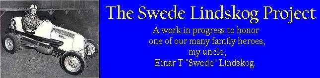 The Swede Lindskog Project