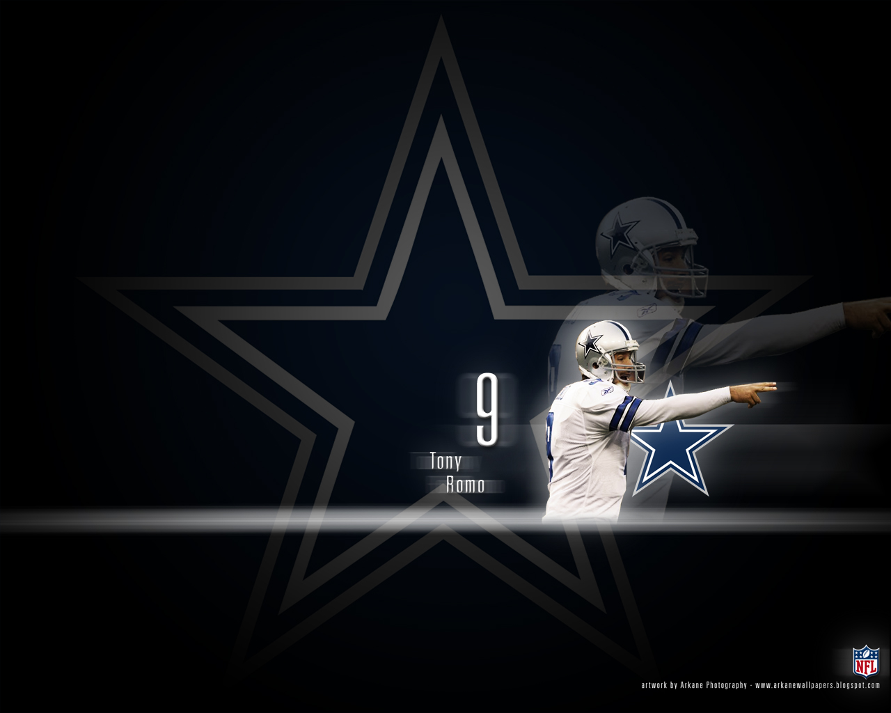 Arkane Nfl Wallpapers Tony Romo Dallas Cowboys