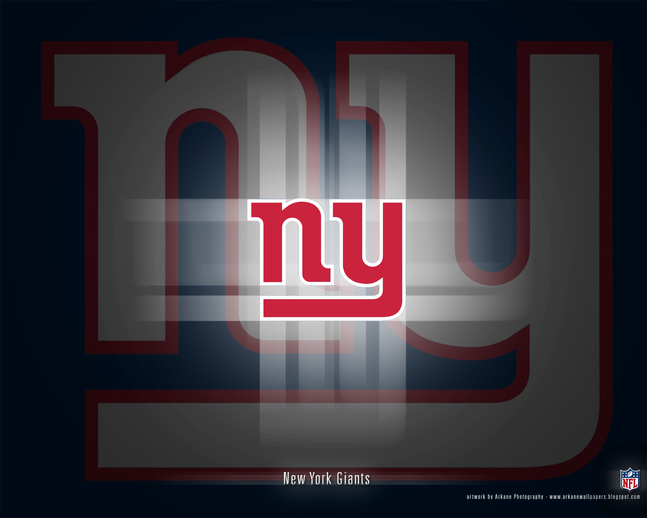 Arkane Nfl Wallpapers New York Giants Vol 1