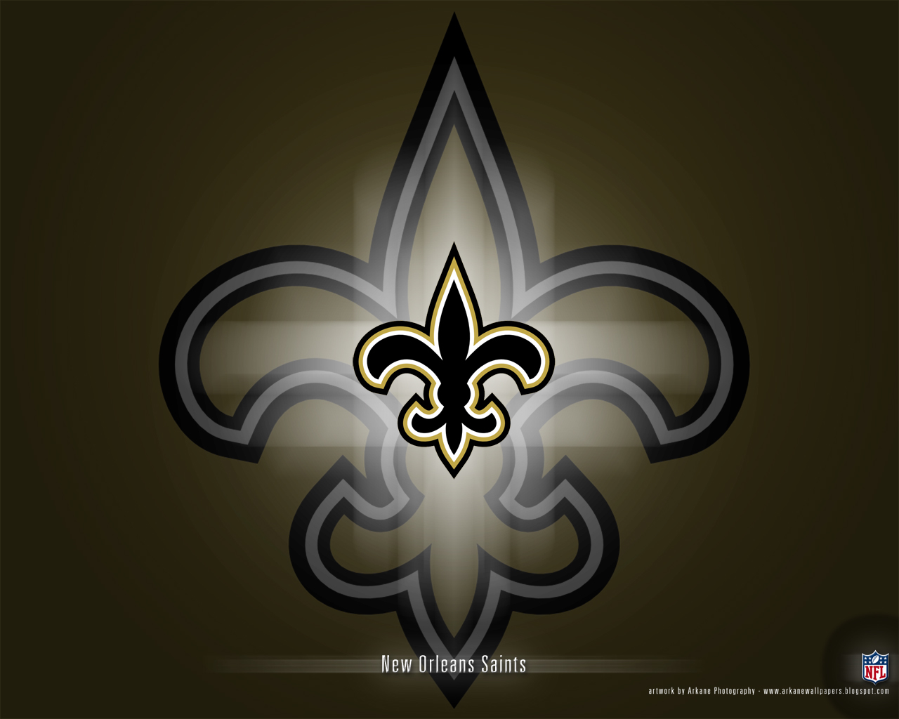 Arkane Nfl Wallpapers New Orleans Saints Vol 1