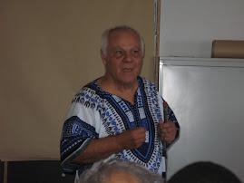 2009 Setembro - Cabo Verde - Palestra na Ilha de Santo Antão