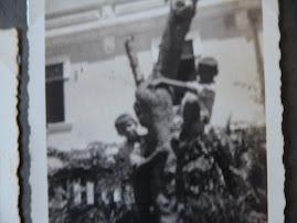 1946 - Angola com o irmão