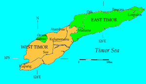 west timor