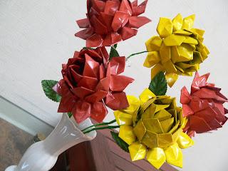 Cara Membuat Bonsai Bunga Kertas | beritamanca.net