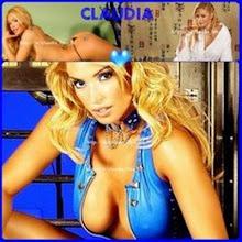 Claudia Fernández...