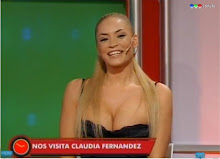 CLAUDIA FERNNDEZ EN LA VISITA - CLICKEA SOBRE LA FOTO Y DISFRUTA DEL VIDEO