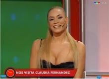 CLAUDIA FERNÁNDEZ EN LA VISITA - CLICKEA SOBRE LA FOTO Y DISFRUTA DEL VIDEO