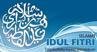 Selamat Hari Raya Idul Fitri 1 Syawal 1431