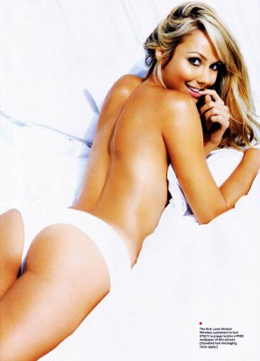 stacy keibler maxim photo shoot