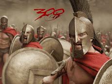 - ¡Las mil naciones del Imperio Persa caerán sobre vosotros! ¡Nuestras flechas ocultaran el sol!