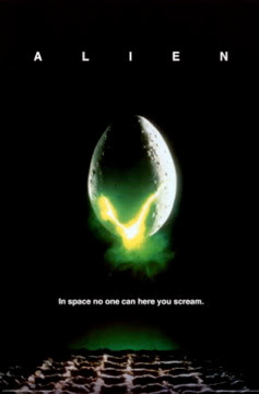 Alien Poster C13021192 space movie