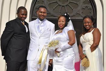 Patrick & Clara Wedding