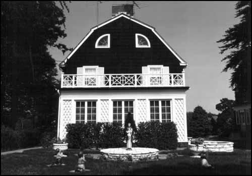 la casa mas embrujada del mundo