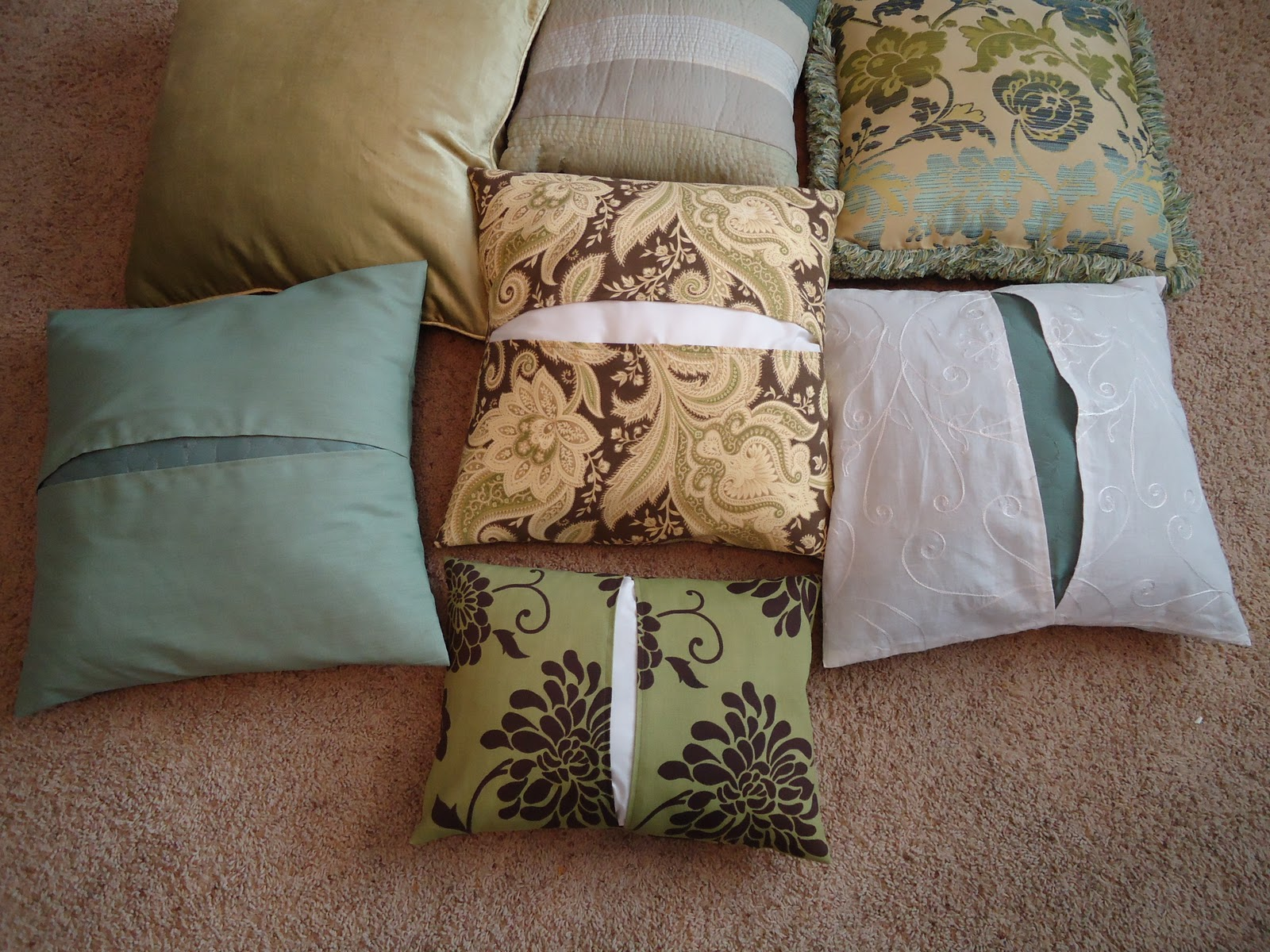 Decorative Pillows At Hobby Lobby : Life on Purpose: New Pillows