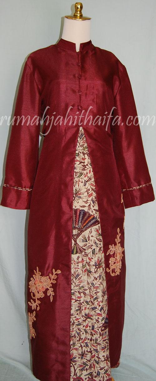 Gamis Batik Impianku :)