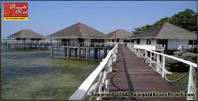 Rosegold Beach Resort and Hotel