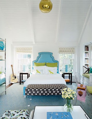 belle maison: Bright & Beautiful Bedrooms!