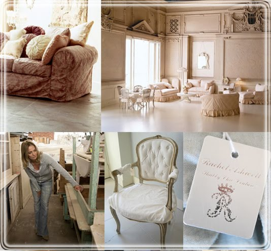 Belle maison shabby chic couture for Maison chic shabby chic