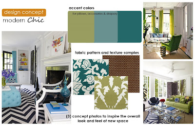 Interior Design Concepts on Click Here To See Everything The Studio Concept   Color Scheme Package