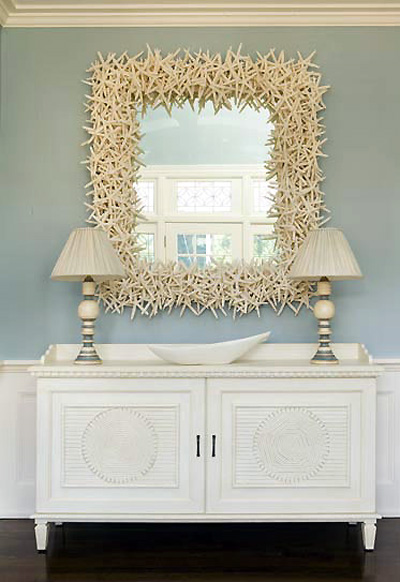 Decorating with shells 3