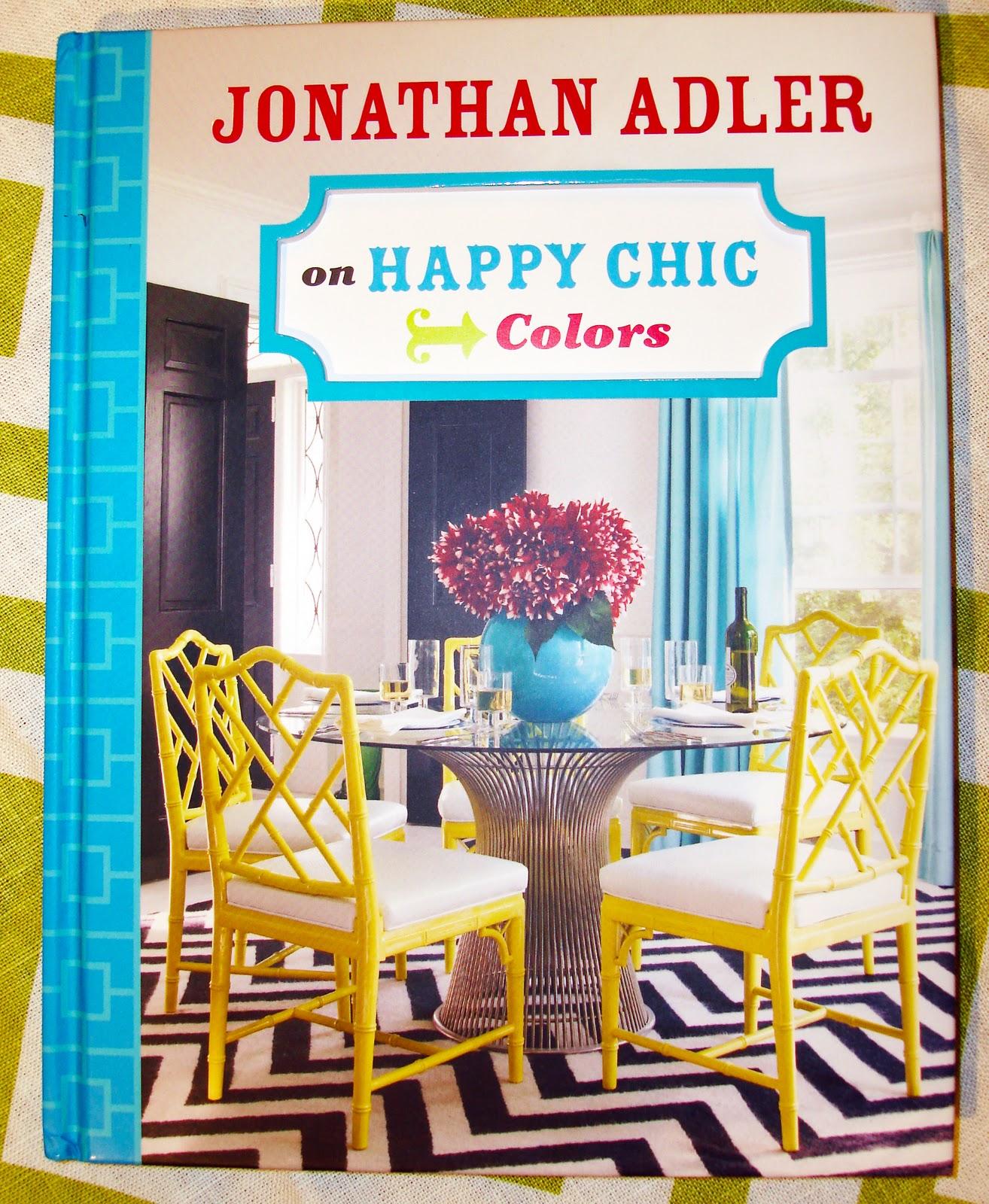 belle maison jonathan adler book launch giveaway. Black Bedroom Furniture Sets. Home Design Ideas