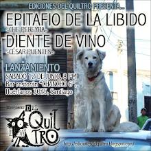 LANZAMIENTO EDITORIAL DE EDICIONES DEL QUILTRO
