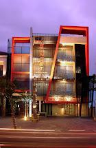 Modern Boutique Hotel Exterior