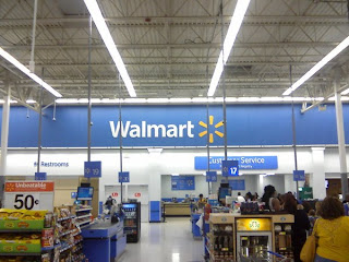 Welcome to Fucking Wal-Mart!  Hurry up and buy some shit, suckers!