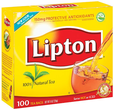 Lipton Tea is good for ya!