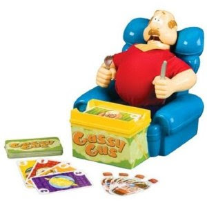 Games, games, and the fat man sings...