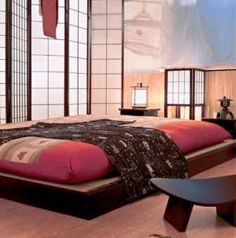 Japanese style in interior