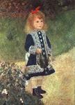 Menina Com Regador - Renoir