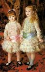 Rosa e Azul - de Renoir