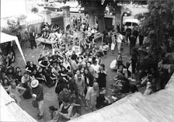 O altă paragină, Clubul Tineretului Sighisoara