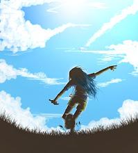 ¿Por qué contentarnos con vivir a rastras, cuando sentimos el anhelo de volar?