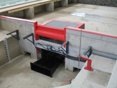 how to build a hydroelectric dam model