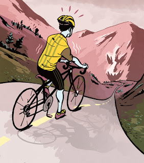 Kyle Webster, BICYCLING MAGAZINE