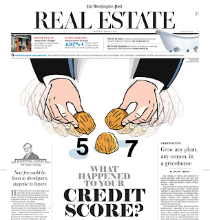 Chris Gash, The Washington Post, Real Estate, Newspaper