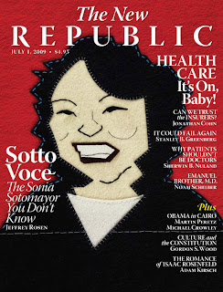 Stephen Savage,  The New Republic, Cover Illustration,