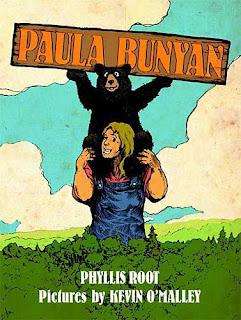 Kevin O'Malley, Paula Bunyan