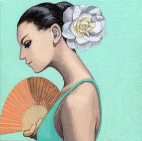 Akiko Kato, 6x6 Gallery, Gallery Showings