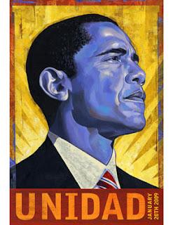 Rafael Lopez, Design for Obama.Org