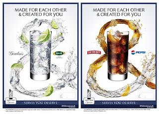 Phil Schramm, Ad Campaign