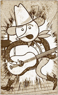 Ian Phillips, Haunted Hillbilly Hootenanny