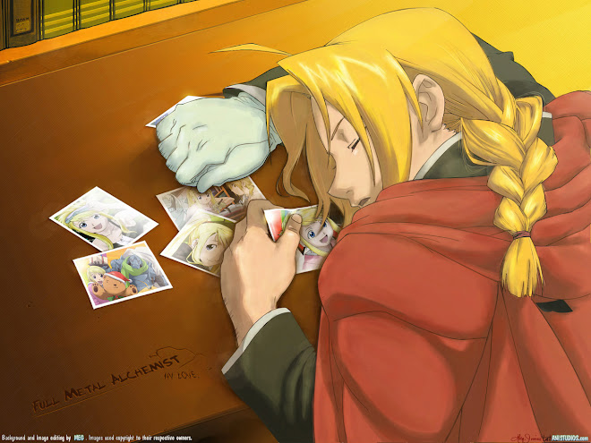Fullmetal in Love!^-^