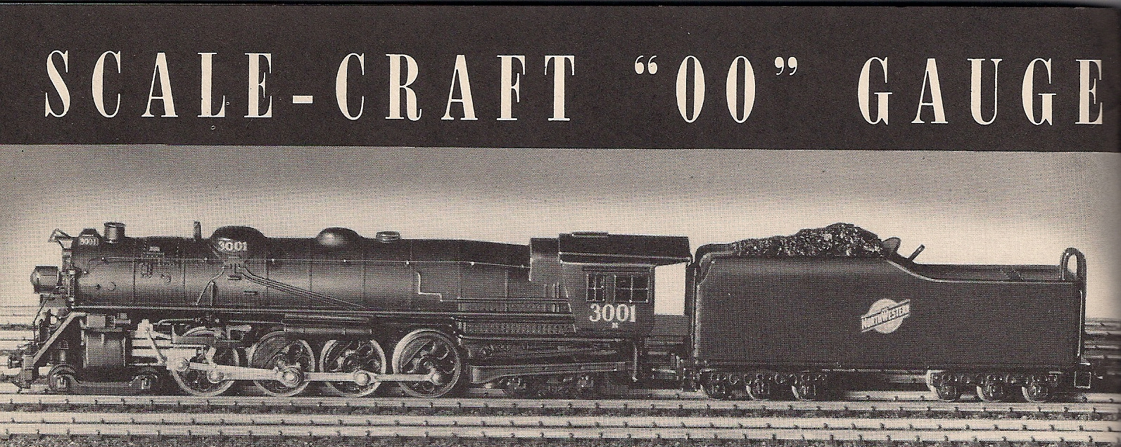 Scale craft trains prices