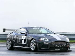 Cars : Jaguar XKR GT3