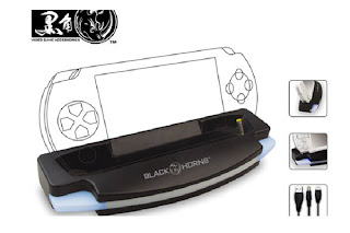 buy PSP Slim & Lite Illuminanted Charger Station