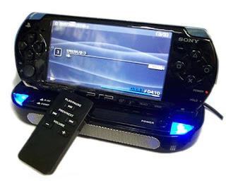 PSP 2000 HIFI Sound System