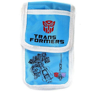 Transformers Pouch for NDS Lite